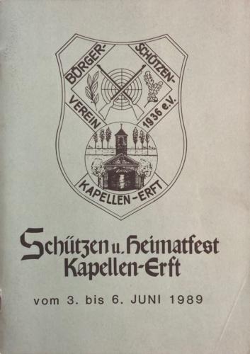 1988/89 S.M. Karl II. und Königin Käthe Breuer