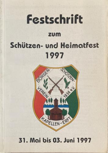 1996/97 S.M. Heinz VIII. und Königin Käthe Rickal