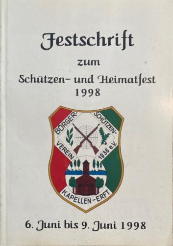 1997/98 S.M. Berthold I. und Königin Luise Königs