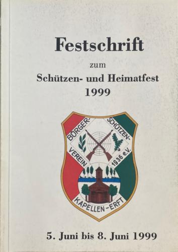 1998/99 S.M. Edmund I. und Königin Christel Feuster