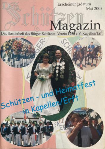 2002/03 S.M. Thomas I. und Königin Ute Heuser