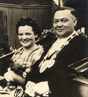 1950/51 S.M. Johann I. und Königin Luice Müsch