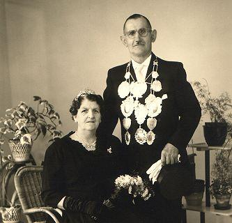 1958/59 S.M. Johann IV. und Königin Katharina