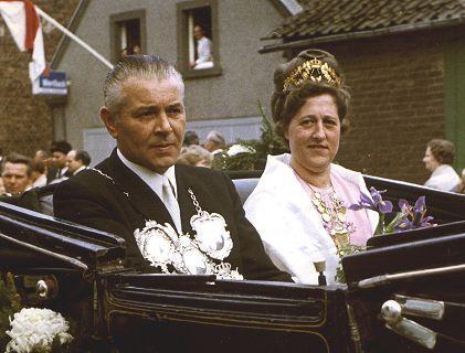 1968/69 S.M. Hans V. und Königin Maria Müller