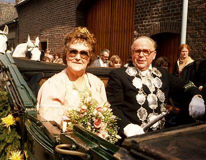 1978/79 S.M. Heinrich IV. und Königin Billa Helten