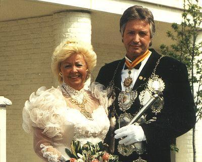 1993/94 S.M. Paul I. und Königin Doris Grotmann