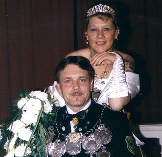 2003/04 S.M. Ralf II. und Königin Biggi Kölzer