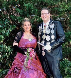 2011/12 S.M. Marc I. und Königin Anja Nover