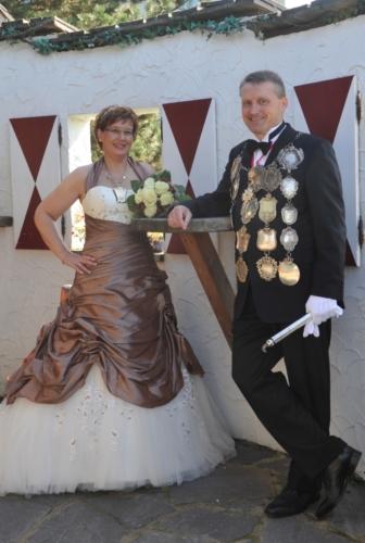 2013/14 S.M. Norbert I. und Königin Michaela Jahn