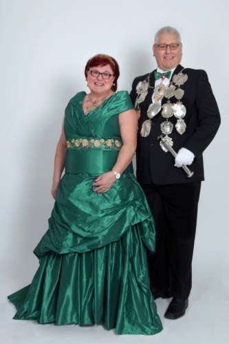 2018/19 S.M. Michael I. und Königin Christel Wilschrey